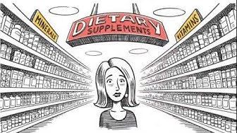 Thinking About Taking a Dietary Supplement?