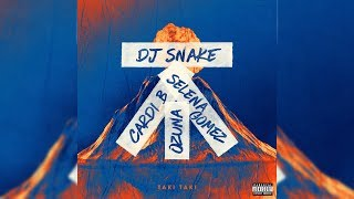 DJ Snake - Taki Taki feat. Selena Gomez, Ozuna, Cardi B (Official Instrumental)