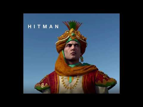 Hitman - Marrakesh Carpet Shop Music
