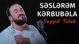 Seyyid Taleh - Seslerem Kerbubela,Huseyn Kerbubela - Erbein ucun-2019 (Video)
