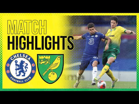 HIGHLIGHTS | Chelsea 1-0 Norwich City