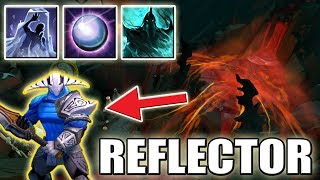 Unkillable Tank Combo [Dispersion + Cold Embrace + Borrowed Time] Dota 2 Ability Draft