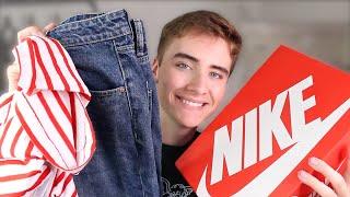 MES DERNIERS ACHATS (Nike, Carhartt, The North Face...)