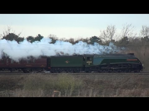 UK - South Africa and Royal Scot share the White Rose, 20/12/2017