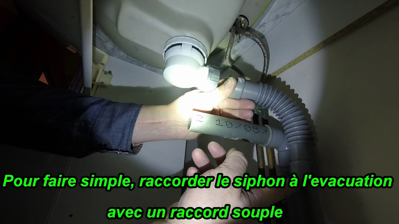 Comment Monter Un Siphon Wirquin Xs Youtube