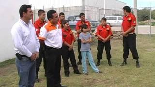 PDTE. ANDRES CABELLO -- MAQUILADORA Y BOMBEROS.mpg