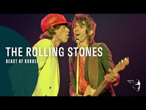"""The Rolling Stones - Beast of Burden (from """"Some Girls, Live in Texas '78"""")"""
