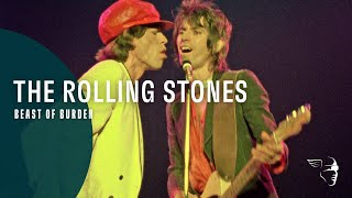 "The Rolling Stones - Beast of Burden (from ""Some Girls, Live in Texas"