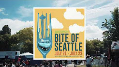 2017 Bite of Seattle Recap - See you in 2018! July 20-22