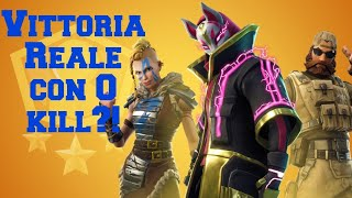 Vittoria reale un coppie con cero matar?! Fortnite Battle Royale juego- T-bjo