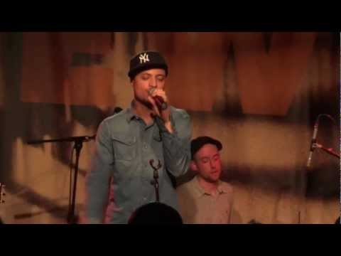 José James - Vanguard (Live @ New Morning, Paris) [2012-11-07]