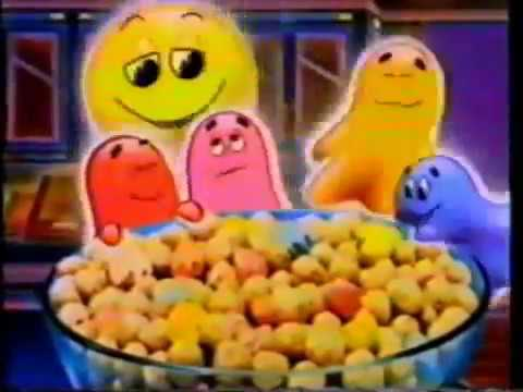 Pac-Man And Ms Pac-Man Commercials Compilation - The Products - 1981-1986 - Cereal, Pasta, Etc