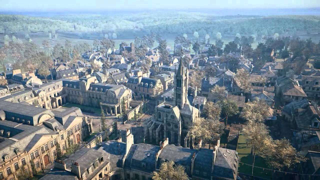 Assassin S Creed Unity Pc Gameplay Ultra Settings 60 Fps I5