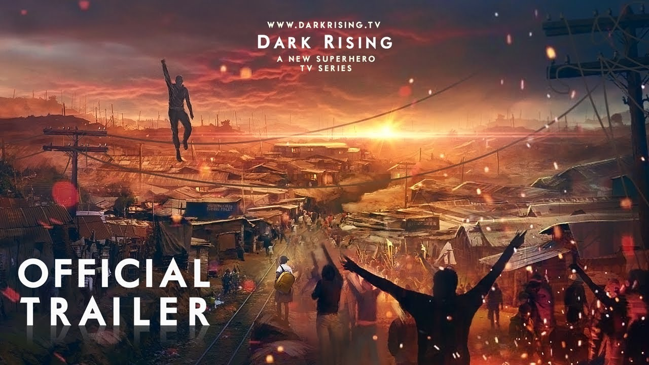 Dark Rising | First Look Trailer | TV Show Coming 2019
