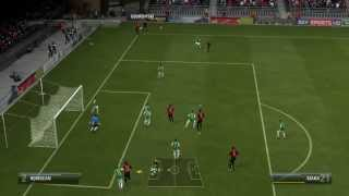 FIFA 13 | Thai Premier League | Muangthong United vs BangkokGlass FC
