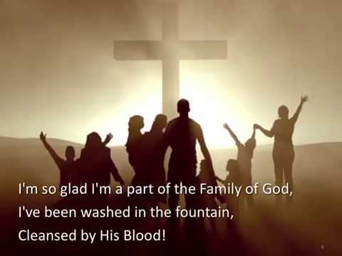 The Family of God ~ Bill Gaither ~ lyric video