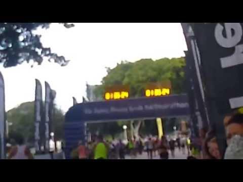 The Sydney Morning Herald Half Marathon - Marika Arrive
