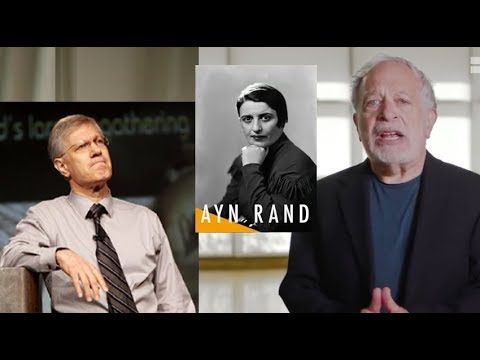 Yaron Brook responds to Robert Reich's attack on Ayn Rand