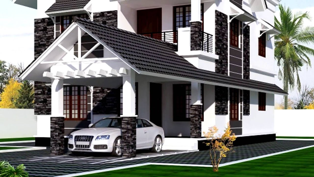 Low budget beautiful house available for sale in kerala for Beautiful house video