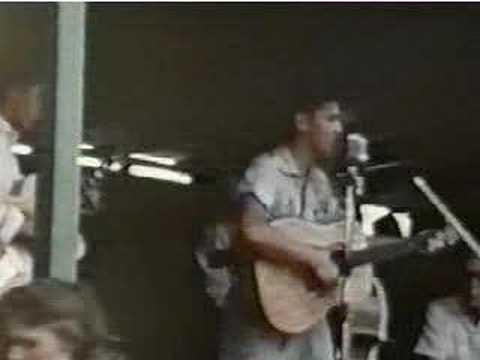 Elvis Presley- First live performance
