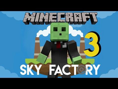 GIANT CHANCE CUBE per Festeggiare! SkyFactory 3 E34