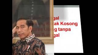 Jokowi Kalah Pilpres 2019 dengan Strategi Cerdik ini