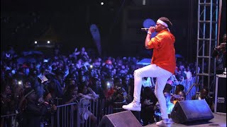 Parte After Parte performance by Big Tril at Patoranking's Wilmer Concert (Uganda)