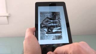 Google Play Books with Read Aloud