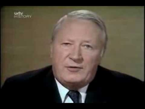 "Edward Heath: ""Harder Christmas than we have known since the War"""