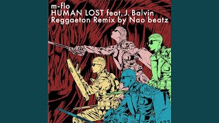 Cover images HUMAN LOST feat. J. Balvin Reggaeton Remix by Nao beatz