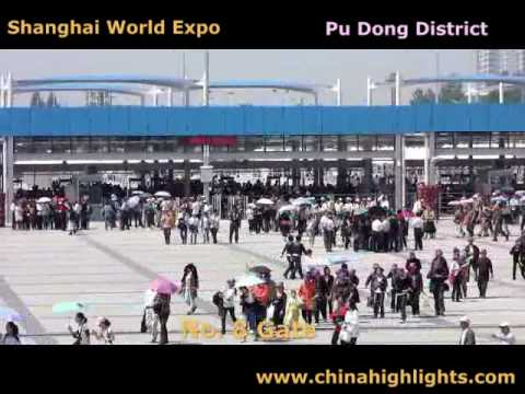 shanghai world expo 2010