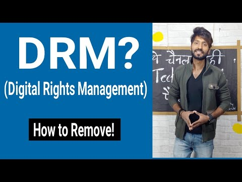 What is DRM (Digital Rights Management)? | How to Remove | Tuneskit