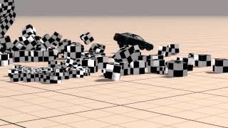 X-Motor Racing - Play with physics