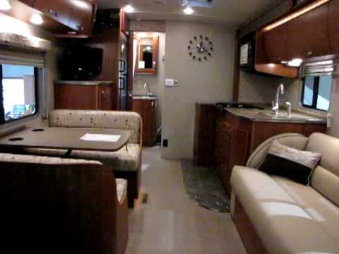 2010 Fleetwood Pulse 24A by DeMartini RV Sales - YouTube