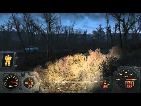 Fallout 4 Default radio signal (Relay Tower 0MC-810)
