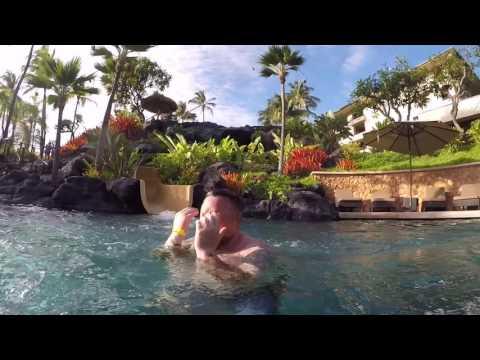 The Grand Hyatt Kauai Swimming Pools