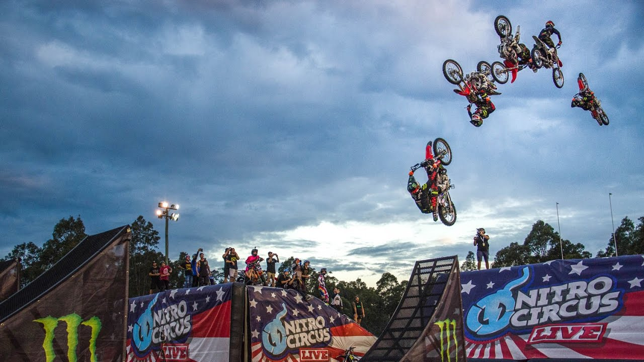 Youngest Rider Ever to Double Backflip a Motorcycle