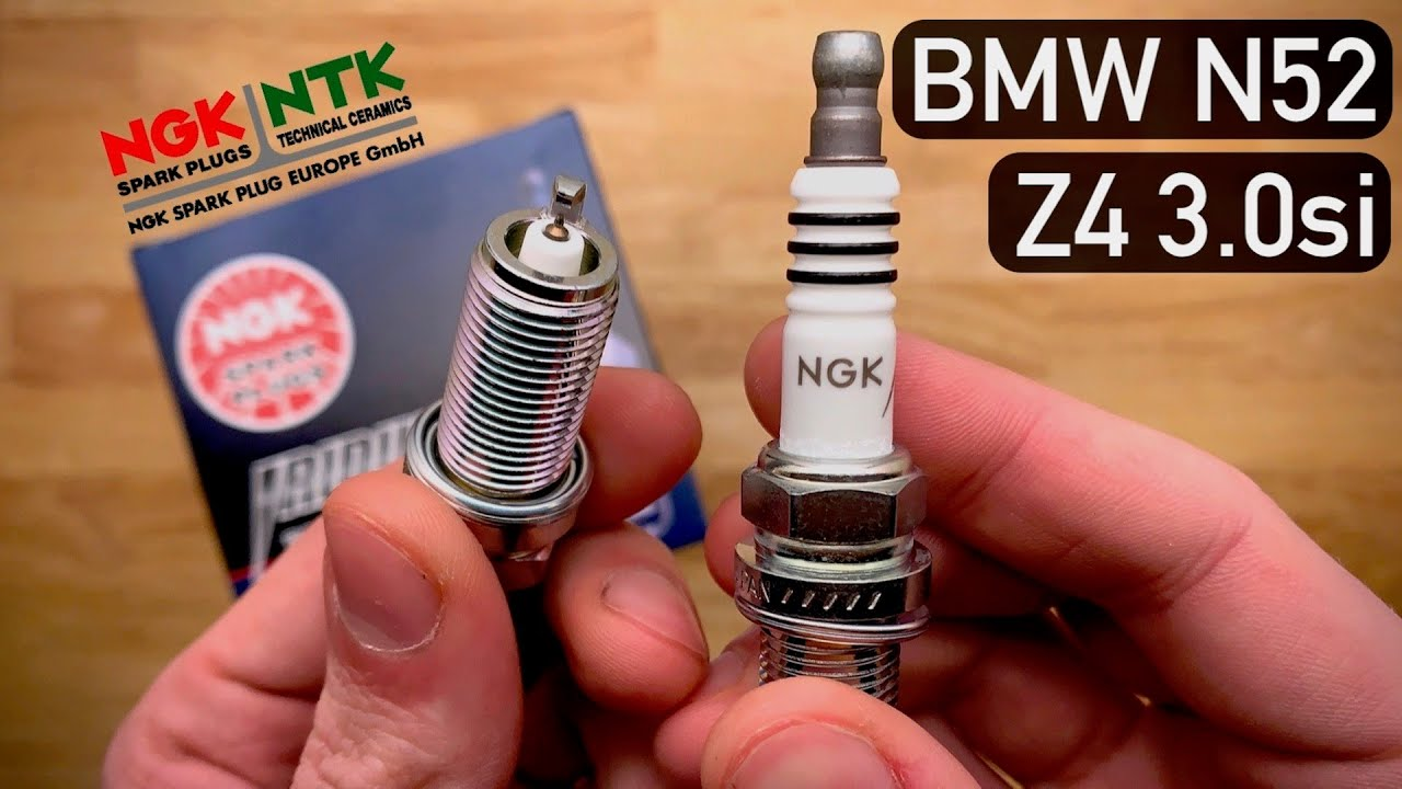 12120037607 x1 Plug Fits BMW E85  Z4   BMW oe No NGK Spark Plug BKR6EQUP 3199