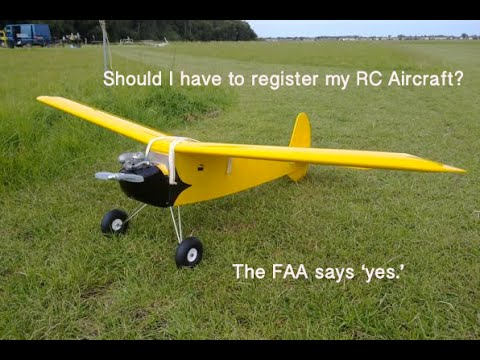 AMA Response to FAA Registration Mandate of Hobby Drones & RC Aircraft