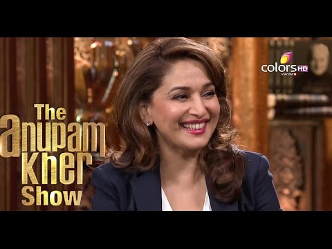 Madhuri Dixit - The Anupam Kher Show - Season 2 - 13th September 2015