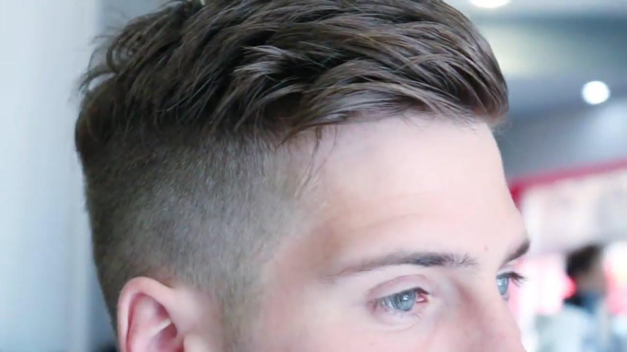 Corte cabello hombre tutorial