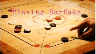 Carrom Rules and Regulations - Lesson 1