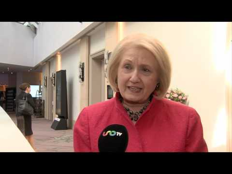 #WFMX16 MELANNE VERVEER: HILLARY CLINTON (English ...