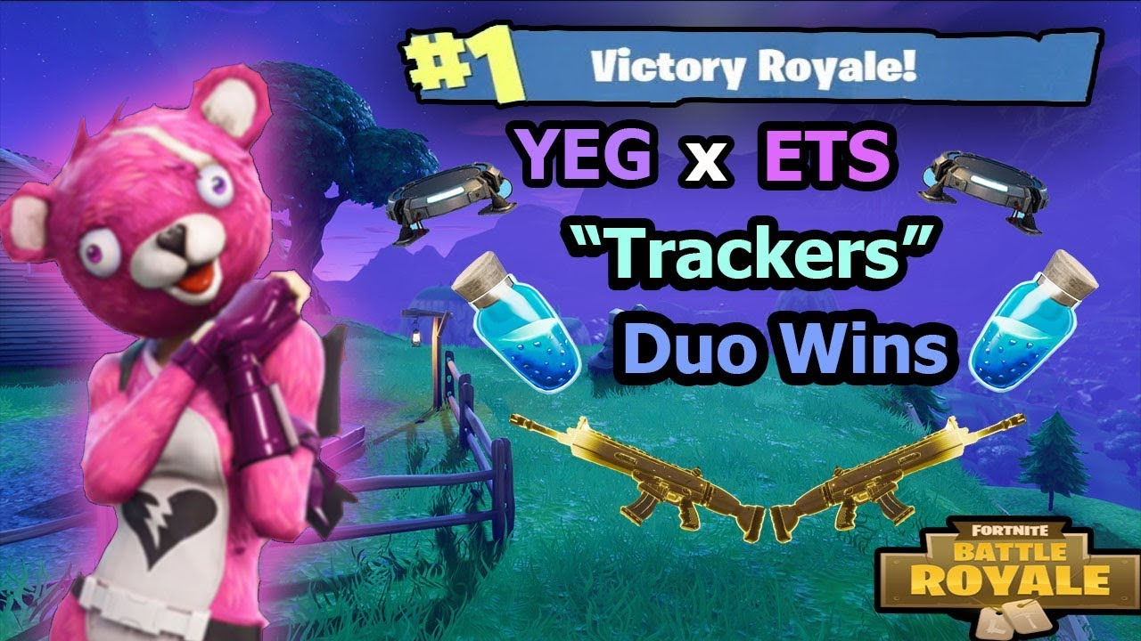 Fortnite Trackers Fortnite Battle Royale Youtube