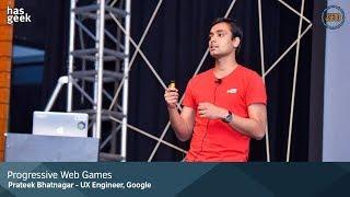Sponsored session: Progressive Web Games