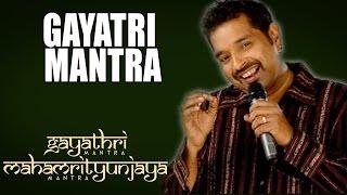 Gambar cover Gayatri Mantra | Shankar Mahadevan | ( Album: Gayatri Mantra + Mahamrityunjaya Mantra )