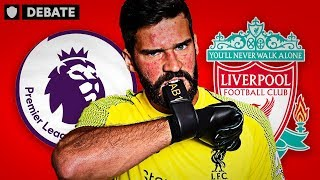 ALISSON BECKER: JUST HOW GOOD IS HE? | SOCIAL CLUB