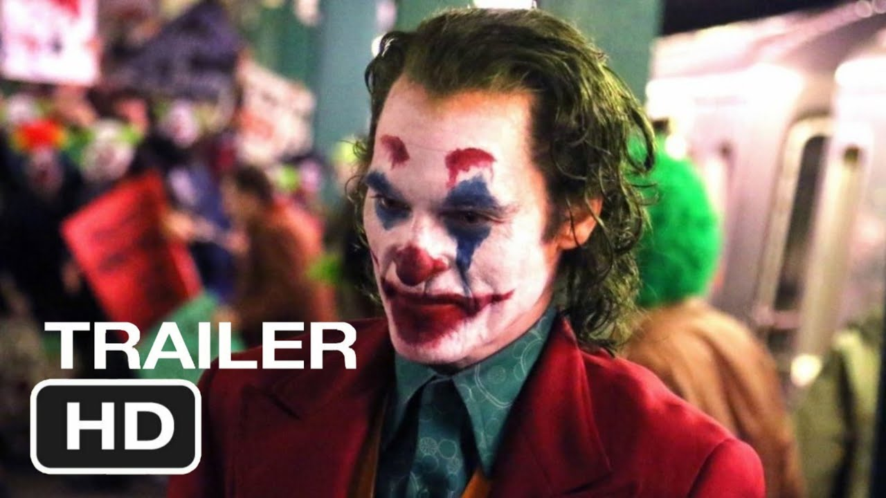 The Joker Teaser Trailer 2019 Joaquin Phoenix Dc Dark Youtube