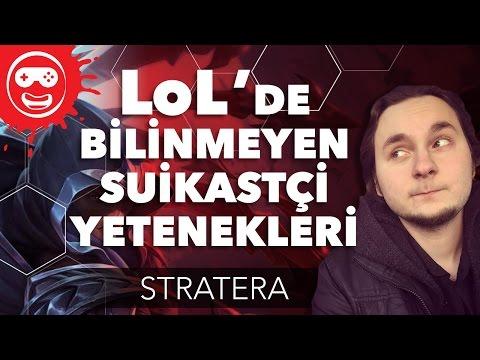 LoL'de Gizli Şampiyon Yetenekleri | Dora 'Stratera' Özsoy