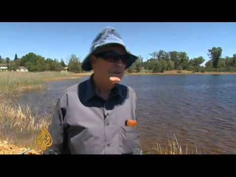 Acid Pollutes South Africa Lakes